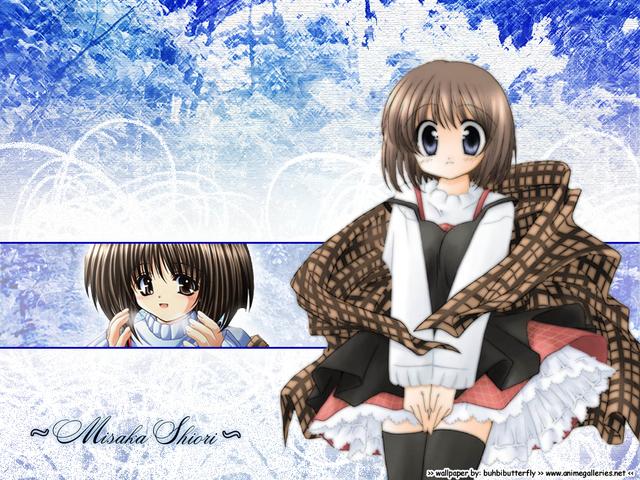 Kanon Anime Wallpaper #12