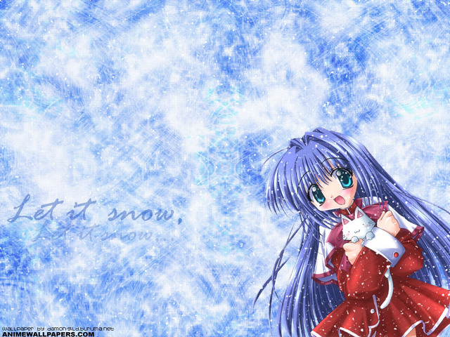 Kanon Anime Wallpaper #7