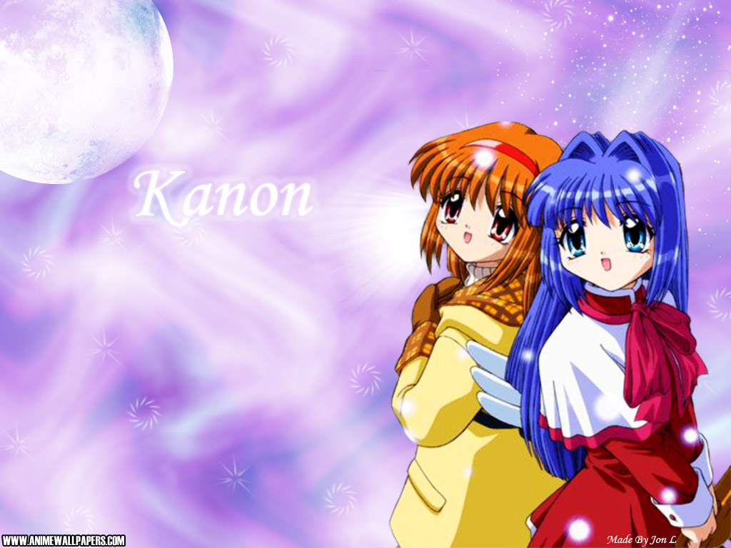 Kanon Anime Wallpaper # 9