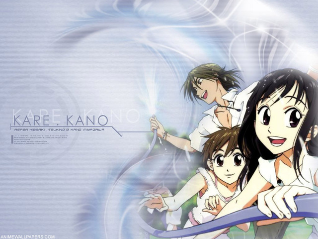 Kare Kano Anime Wallpaper #3