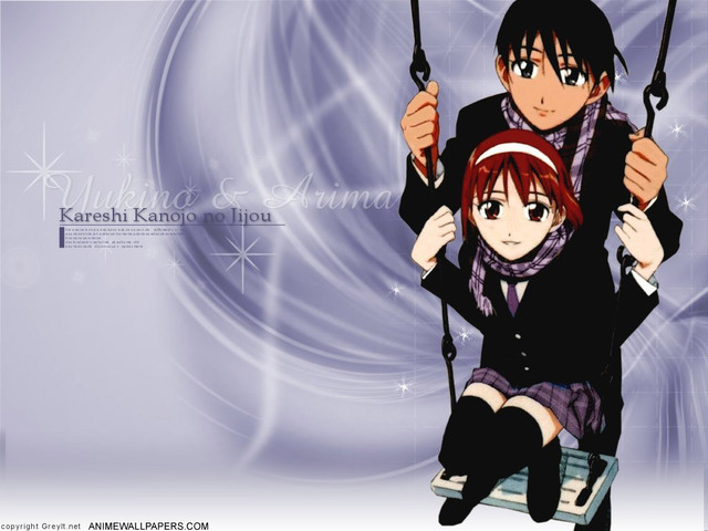 Kare Kano Anime Wallpaper #4