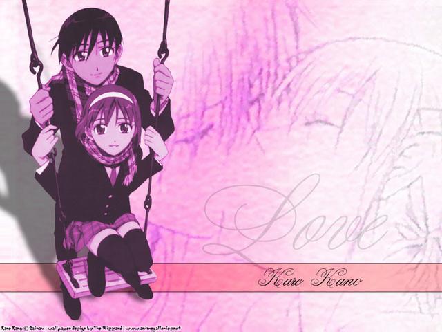 Kare Kano Anime Wallpaper #5