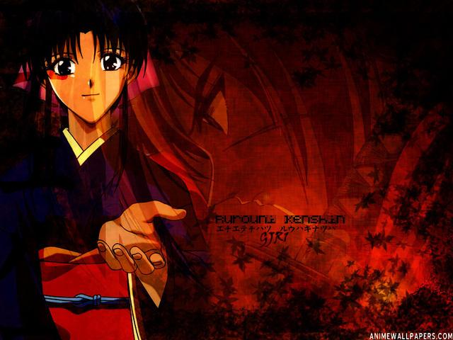 Rurouni Kenshin Anime Wallpaper #12