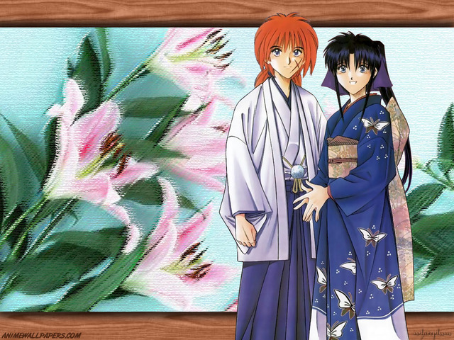 Rurouni Kenshin Anime Wallpaper #14