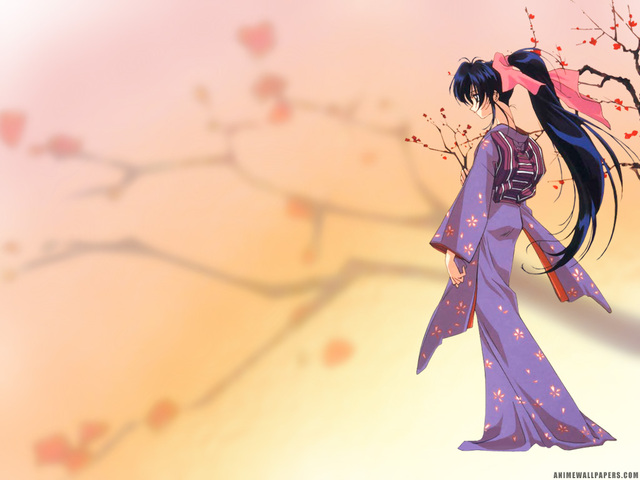 Rurouni Kenshin Anime Wallpaper #18