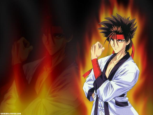 Rurouni Kenshin Anime Wallpaper #21