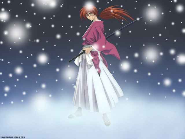 Rurouni Kenshin Anime Wallpaper #23