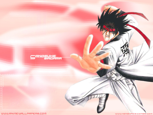 Rurouni Kenshin Anime Wallpaper #27
