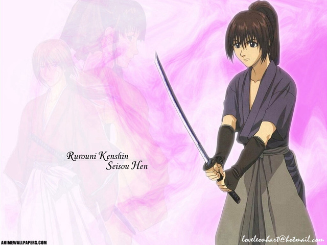 Rurouni Kenshin Anime Wallpaper #29