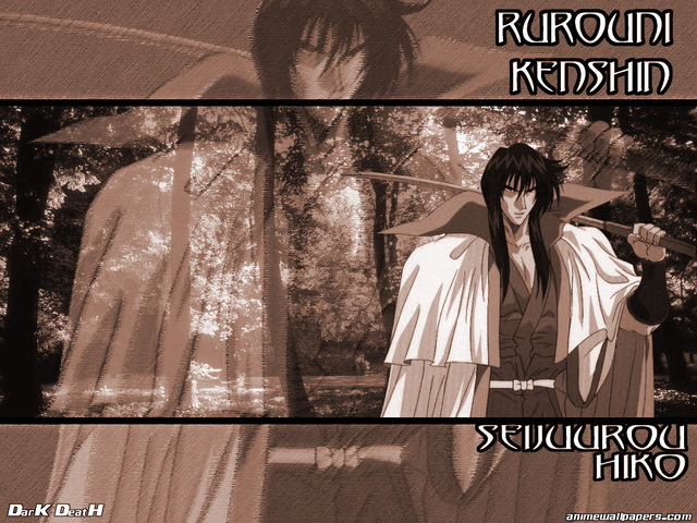 Rurouni Kenshin Anime Wallpaper #31