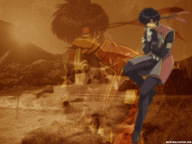 Rurouni Kenshin Anime Wallpaper #37