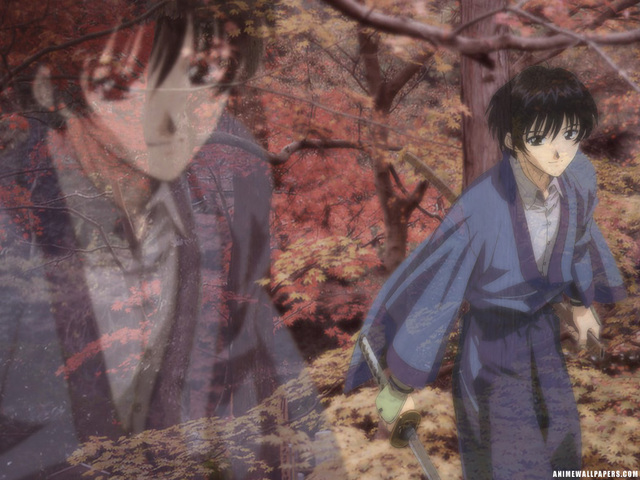 Rurouni Kenshin Anime Wallpaper #38