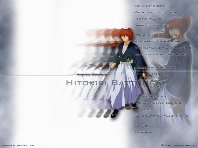Rurouni Kenshin Anime Wallpaper #39