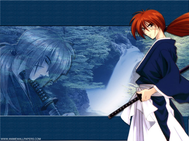Rurouni Kenshin Anime Wallpaper #3