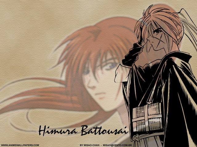 Rurouni Kenshin Anime Wallpaper #43
