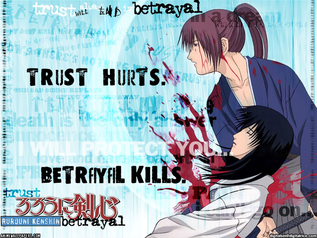 Rurouni Kenshin Anime Wallpaper #45