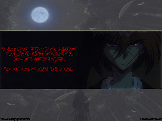 Rurouni Kenshin Anime Wallpaper #51