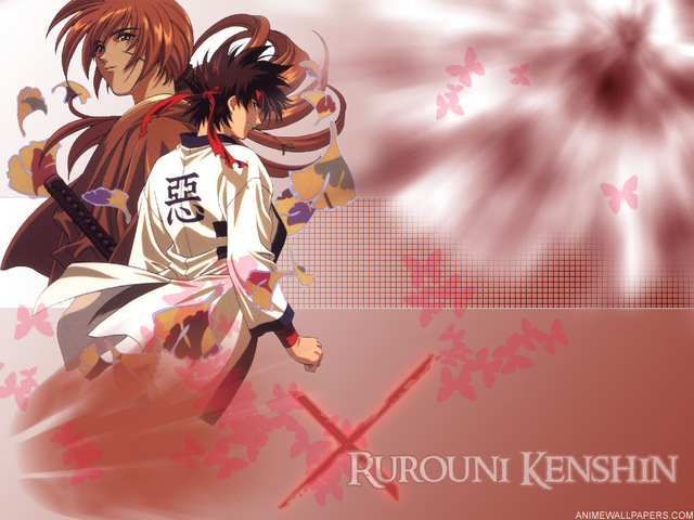 Rurouni Kenshin Anime Wallpaper #53