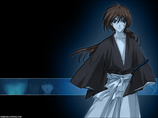 Rurouni Kenshin Anime Wallpaper #55