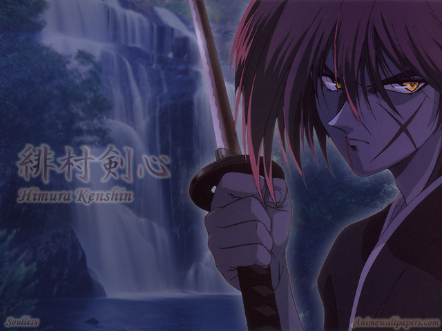 Rurouni Kenshin Anime Wallpaper #56