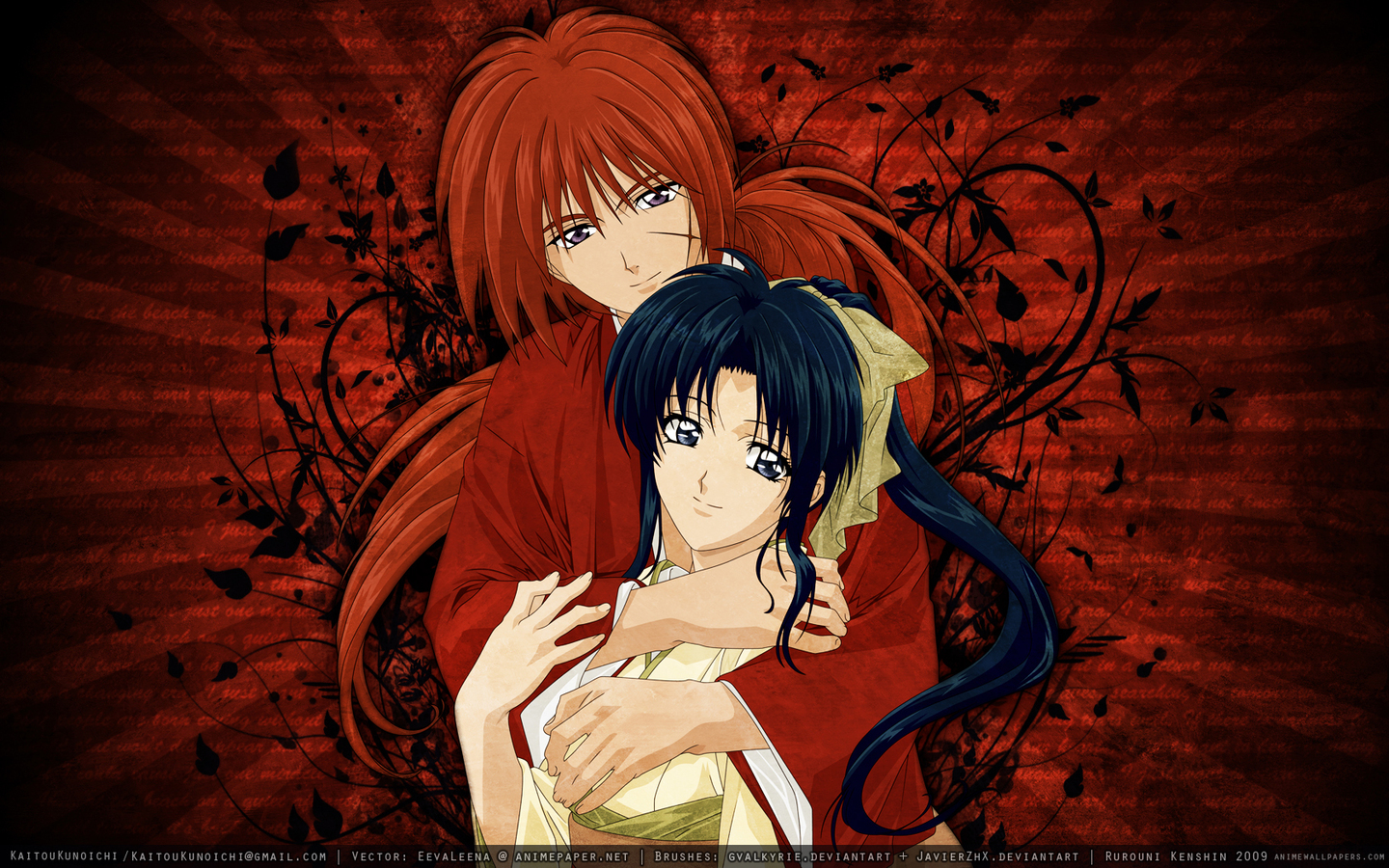Rurouni Kenshin Anime Wallpaper # 61