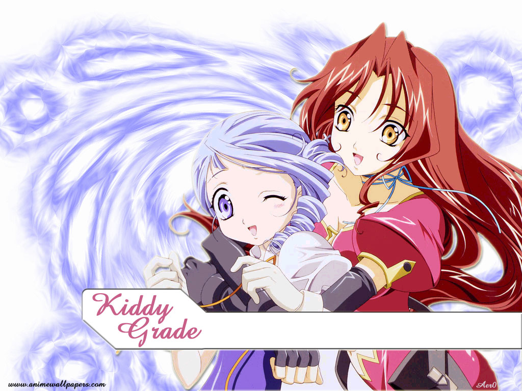 Kiddy Grade Anime Wallpaper # 4