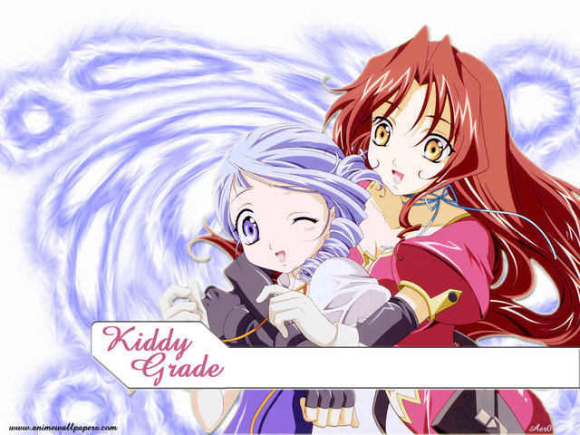 Kiddy Grade Anime Wallpaper #4