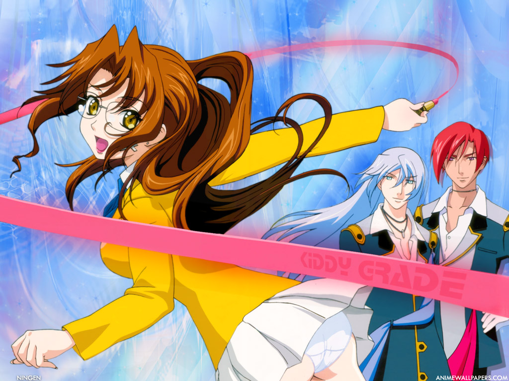Kiddy Grade Anime Wallpaper # 5