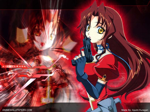 Kiddy Grade Anime Wallpaper #6