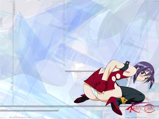 Kiddy Grade Anime Wallpaper #8
