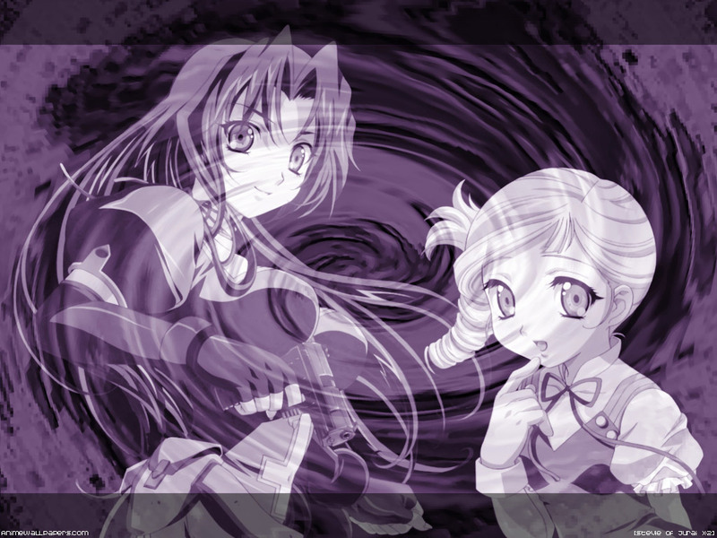 Kiddy Grade Anime Wallpaper # 9