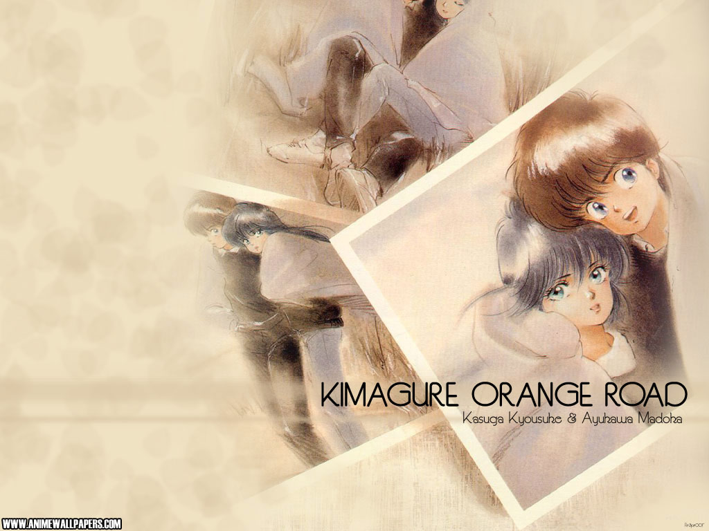 Kimagure Orange Road Anime Wallpaper # 4