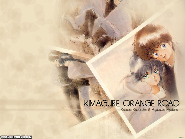 Kimagure Orange Road Anime Wallpaper #4