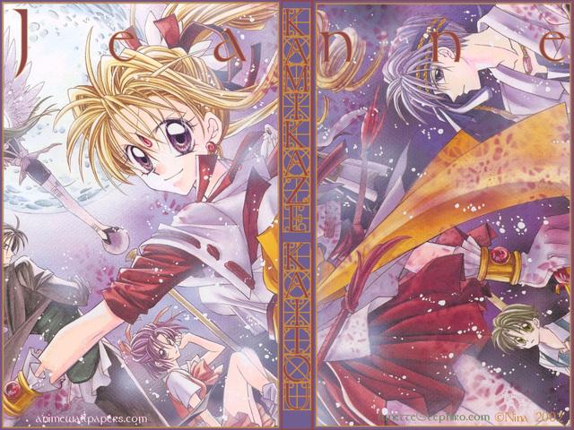 Kamikaze Kaitou Anime Wallpaper #3