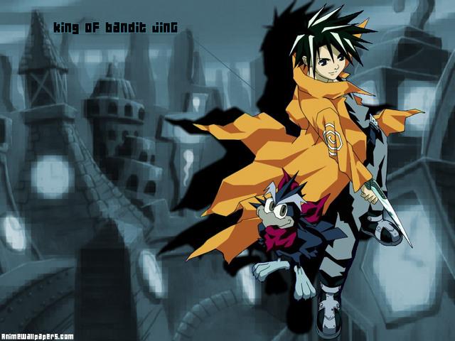 King of Bandit Anime Wallpaper #1
