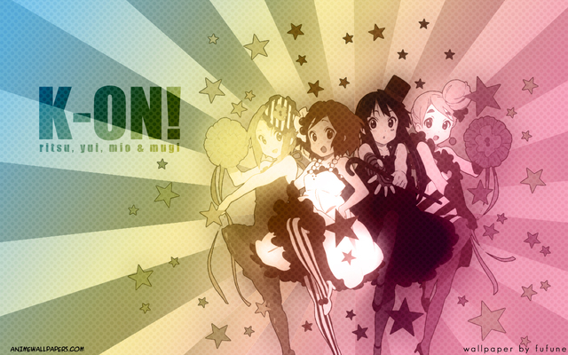 K-ON! Anime Wallpaper #1