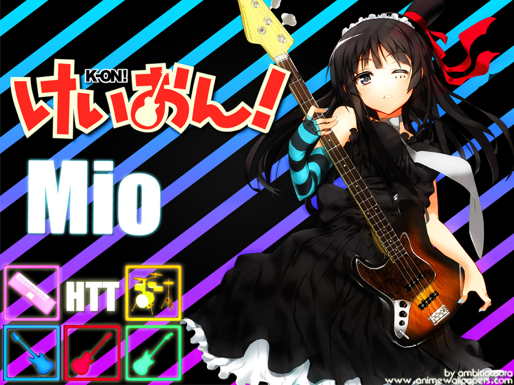 K-ON! Anime Wallpaper # 6