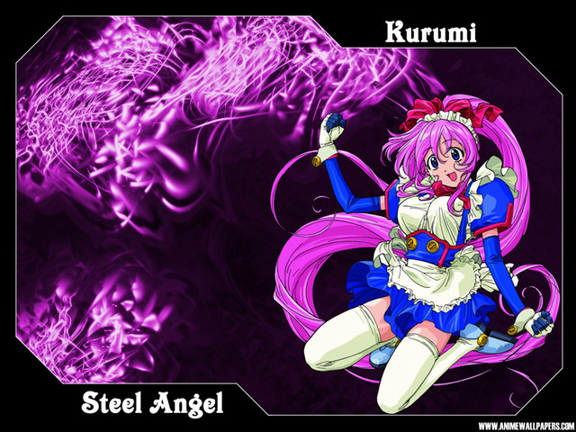 Steel Angel Kurumi Anime Wallpaper #4