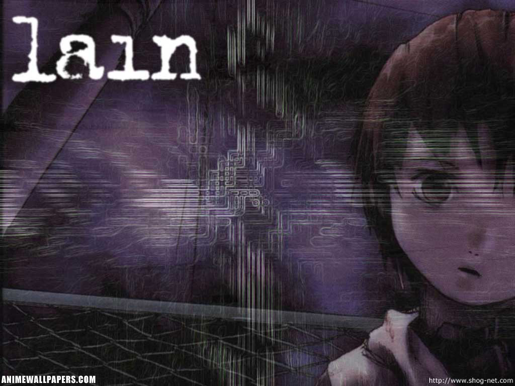 Serial Experiments Lain Anime Wallpaper # 10