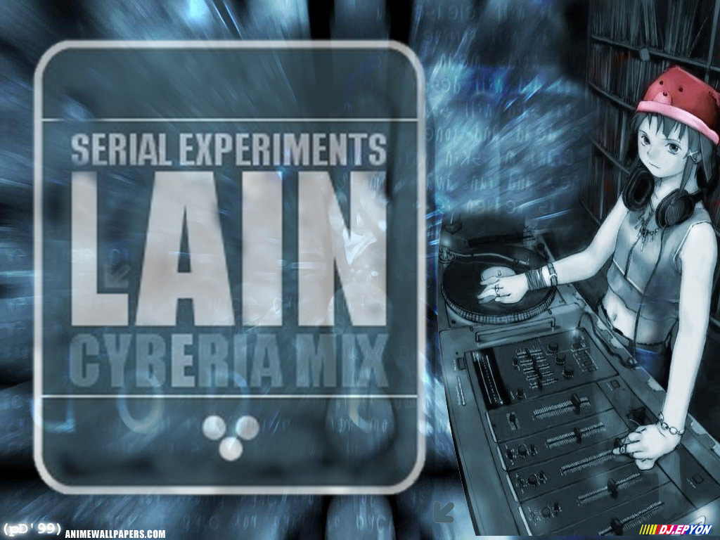 Serial Experiments Lain Anime Wallpaper # 11