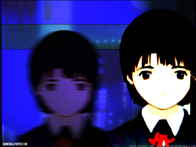 Serial Experiments Lain Anime Wallpaper #1