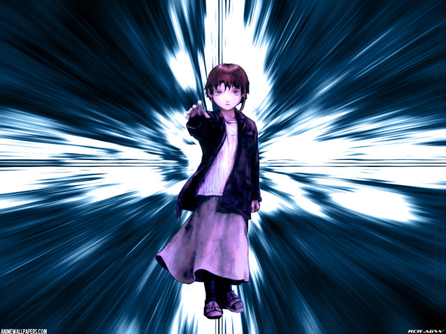 Serial Experiments Lain Anime Wallpaper #24