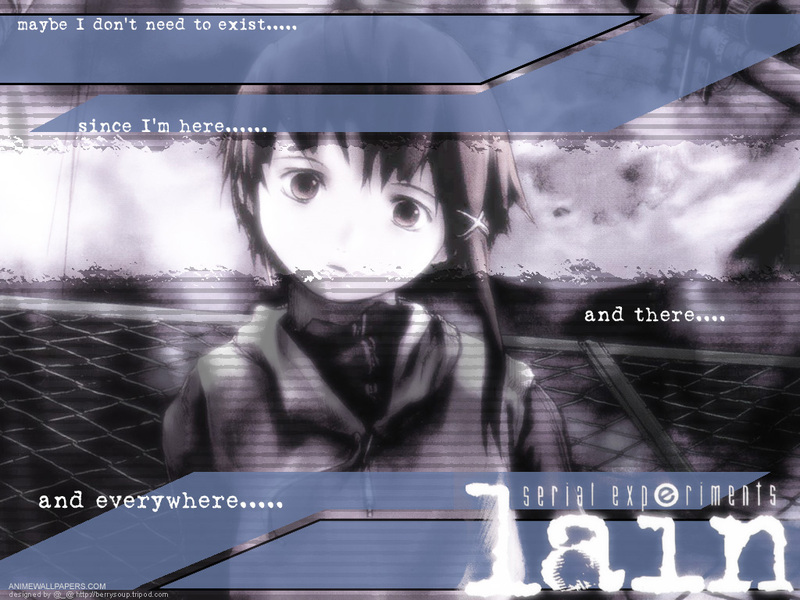 Serial Experiments Lain Anime Wallpaper # 26