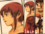 Serial Experiments Lain Anime Wallpaper # 28