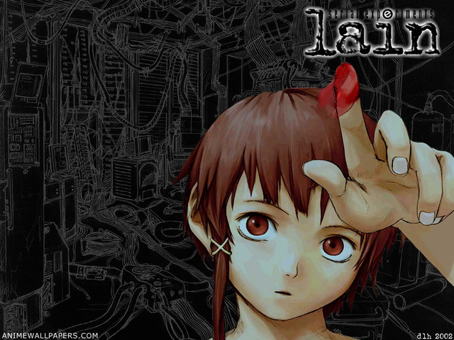 Serial Experiments Lain Anime Wallpaper #33