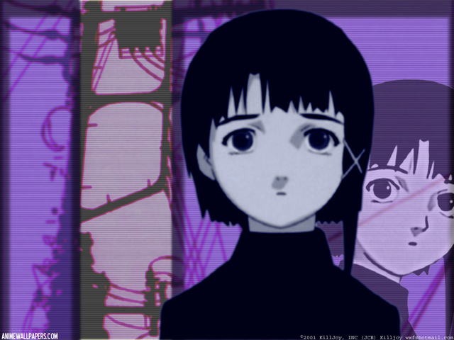 Serial Experiments Lain Anime Wallpaper #41