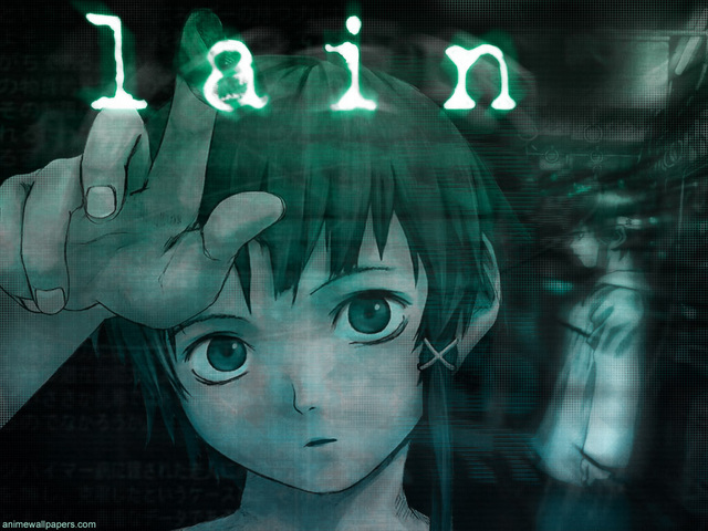 Serial Experiments Lain Anime Wallpaper #42