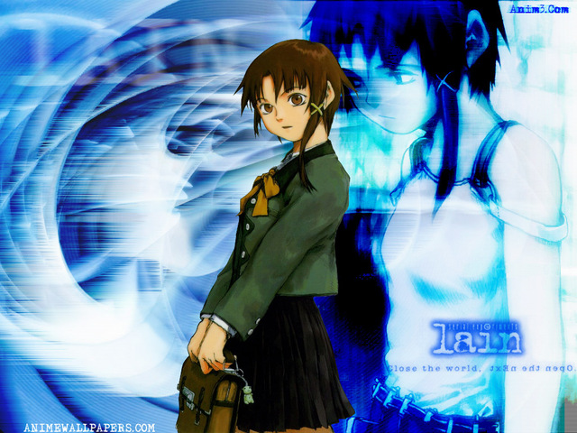 Serial Experiments Lain Anime Wallpaper #44