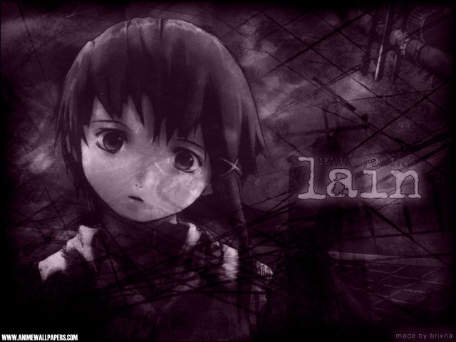 Serial Experiments Lain Anime Wallpaper #50