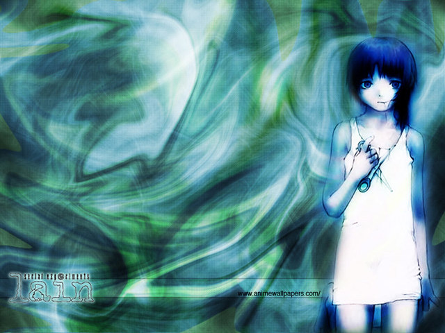 Serial Experiments Lain Anime Wallpaper #53